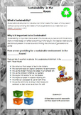 Early Education Sustainability Pack