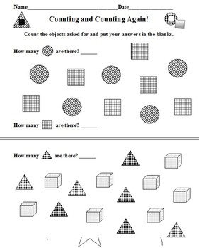 Early Elementary Bundle FREE PREVIEW 46 Worksheets