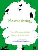 Early Elementary Science - Earth Day Ecology Unit with Literacy Math