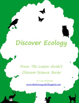 Early Elementary Science - Earth Day Ecology Unit with Lit