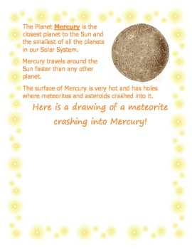 Early Elementary Science - Planets and Space Unit with Literacy Math