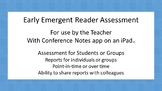Early Emergent Reader Assessment