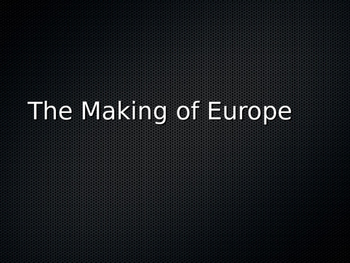 Early Europe