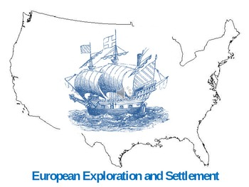 Early European Exploration and Settlement Power Point