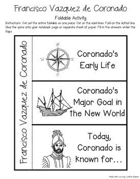 Coronado: Early European Explorer