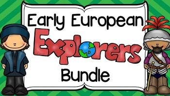 Early European Explorers Bundle