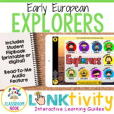 Link & Think Digital Guide: European Explorers {Google Cla