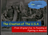Early Settlers & the American Revolution PowerPoint Presen