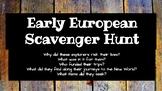 Early Exploration Scavenger Hunt