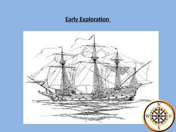 Early Exploration and Explorers