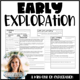 Early Exploration and Explorers Unit