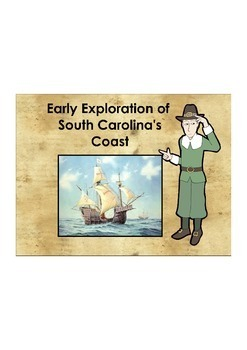 Question Strips - Early Exploration of South Carolina's Coast