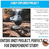 Early Explorer Project Unit