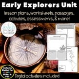 Early Explorers {Digital & PDF Included}