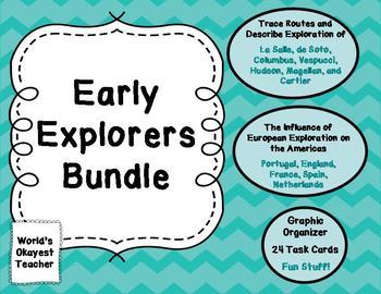 Early Explorers Bundle