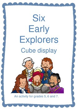 Early Explorers Cube