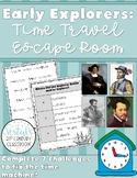 Early Explorers Escape Room