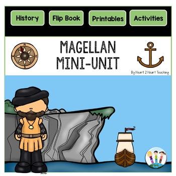 Early Explorers: Ferdinand Magellan Flip Book