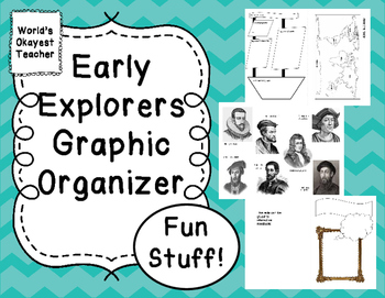 Early Explorers Graphic Organizer