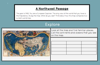 Early Explorers Hyperdoc (Links are in the doc) Google Classroom Assignment