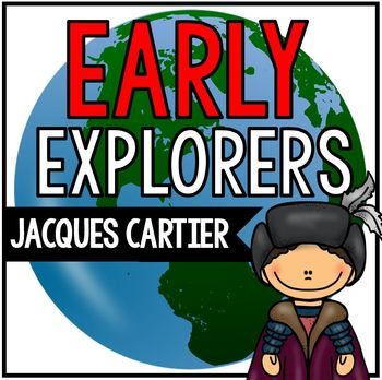 Early Explorers - Jacques Cartier