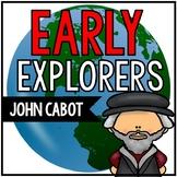 Early Explorers - John Cabot