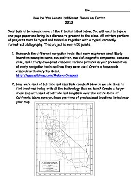 Early Explorers Navigational Tools