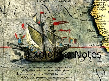 Early Explorers Notes Powerpoint