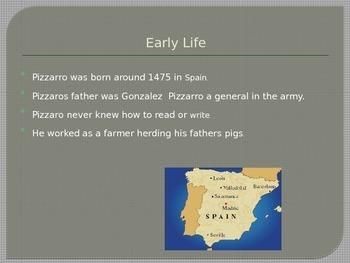 Early Explorers - Pizzaro Elementary