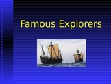 Early Explorers Power Point