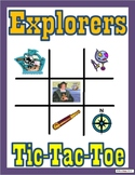 Early Explorers Tic-Tac-Toe