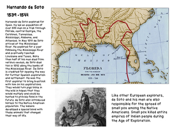 Early Explorers: Trace Routes and Describe Explorations