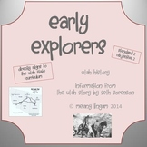 Early Explorers - Utah History - Utah Story Book Powerpoint