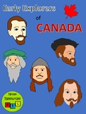 Early Explorers of Canada