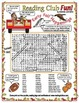 Early Fall Happenings Word Search Puzzle