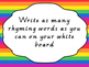 Early Finisher Activities- Literacy based (Victorian Cursive)
