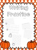 Early Finisher Activities : October