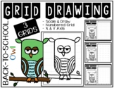 Early Finisher Activity - OWL Grid Drawing