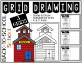 Early Finisher Activity - SCHOOL Grid Drawing