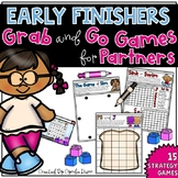 Early Finisher Games