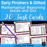Early Finisher & Gifted Activities - Mathematical Reasoning - Problem Solving