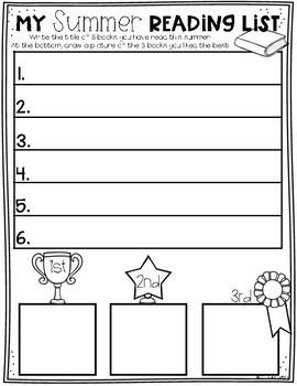 Early Finisher Journal: July Above & Beyond Kindergarten L Blends Math Equations
