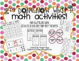 Early Finisher Math Activities