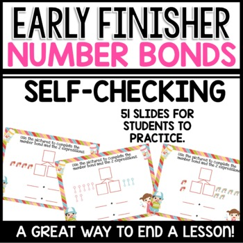 Number bonds and expressions Module 1 (Early Finisher PPT)