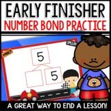 Number Bond Practice (5-10)