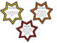 Early Finisher Activities - Stars - 21 Fun and Creative Task Cards