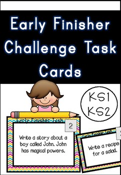 Early Finisher Tasks