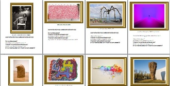Visual Arts (Elementary): Early Finisher or Extra Student Worksheets (DOC) 3