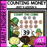 Early Finishers Activities | Counting Money | Module 4 Lesson 4