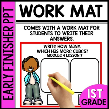 Early Finishers Activities   Place Value and Comparing   Module 4 Lesson 7